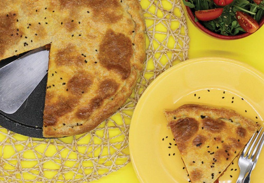 Refeições de qualidade em casa, Empanada de Atum